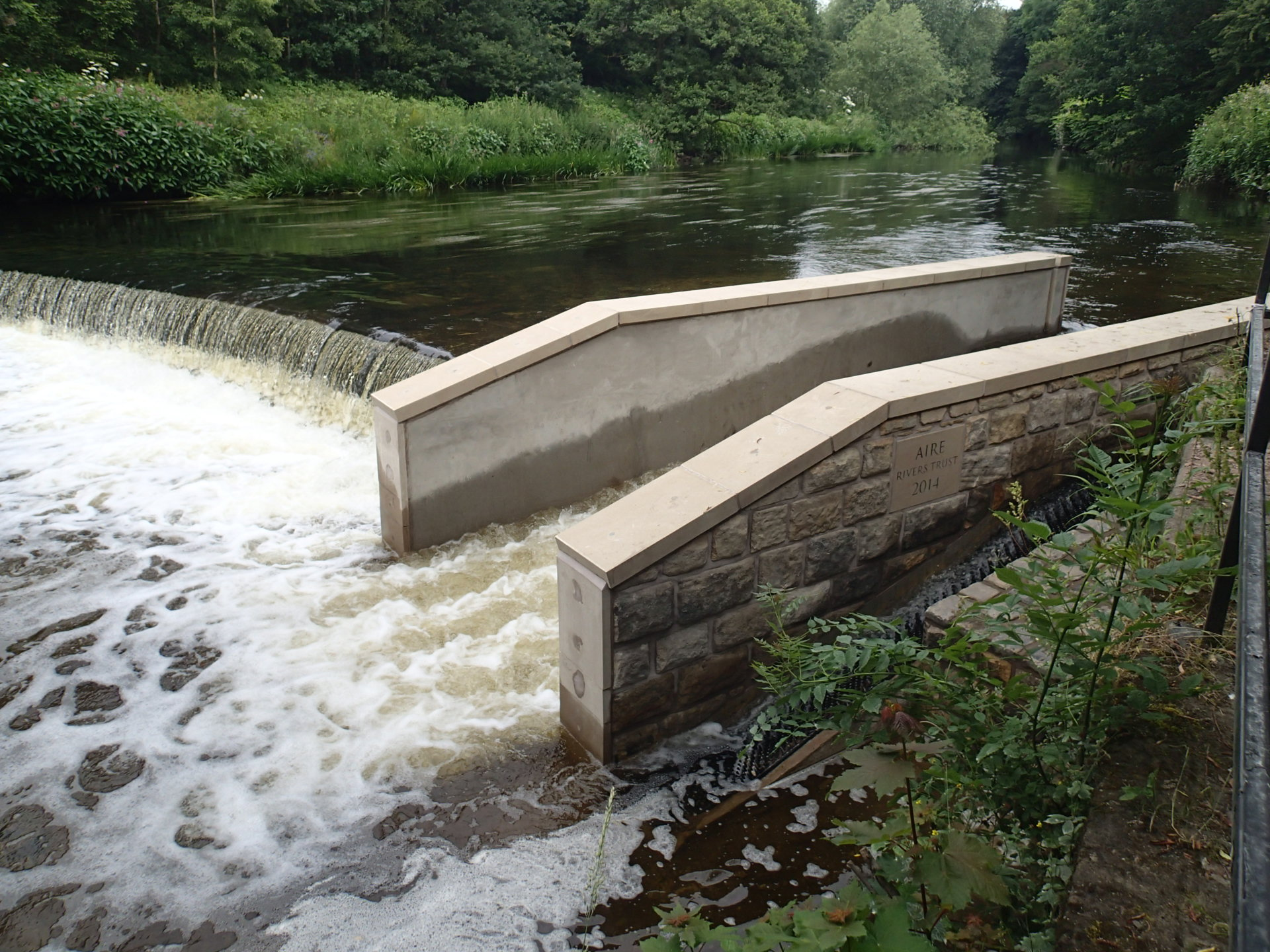 Burley Weir - Kirkstall