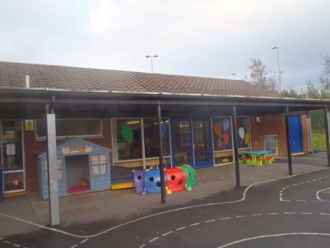 St Mary's RC Primary School, Burnley