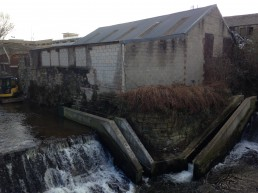 River Brun Fish Pass Improvements