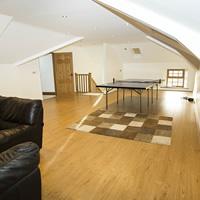 Inside the Broomhill development
