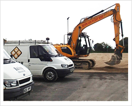 Building Services Clitheroe Plant Hire