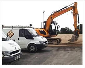 Building Services Clitheroe Plant Hire