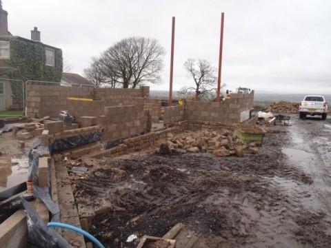 Elswick farm project